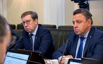 Алексей Майоров иВячеслав Тимченко