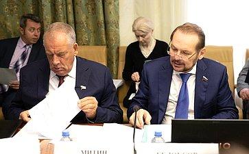 Сергей Митин иСергей Белоусов