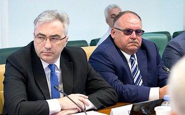 Расширенное заседание Комитета Совета Федерации посоциальной политике натему «Актуальные вопросы реализации социальной политики вРязанской области»