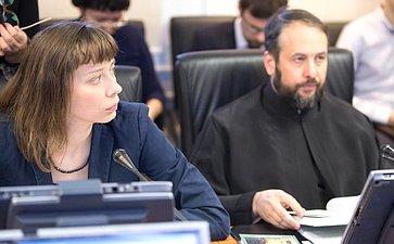«Круглый стол» вСФ натему «Благотворительность– духовная потребность иисторическая традиция российского общества»