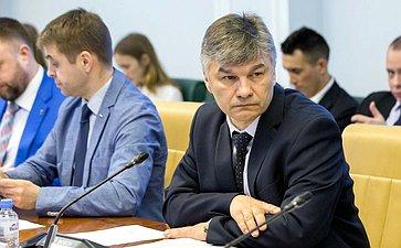 Заседание Временной рабочей группы при Комитете СФ поэкономической политике повопросам совершенствования законодательства РФ всфере защиты прав потребителей