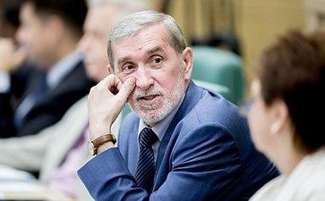376-е заседание Совета Федерации Ермаков