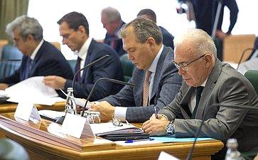Впрошло заседание Организационного комитета поподготовке 137-й Ассамблеи Межпарламентского союза
