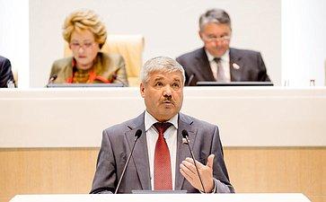 374-е заседание Совета Федерации Неелов