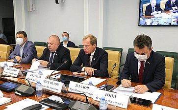 Парламентские слушания натему «Ореализации долгосрочной программы развития открытого акционерного общества «Российские железные дороги» до2025года»