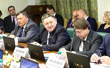 Заседание Комитета поэкономической политике сучастием представителей органов власти Адыгеи
