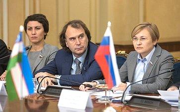 Татьяна Лебедева, Сергей Лисовский иЛюдмила Бокова