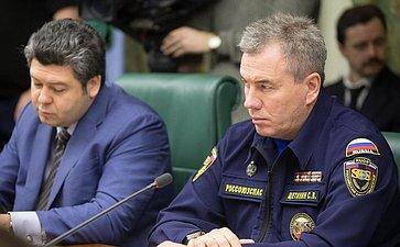 С. Щетинин МЧС Заседание Комитета общественной поддержки жителей Юго-Востока Украины