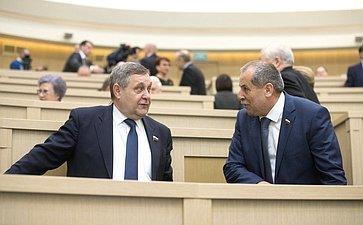 433-е заседание Совета Федерации