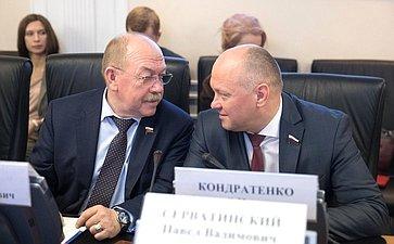 Г. Орденов иА. Кондратенко