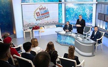 Н.Федоров: Получение паспорта– это дополнительное осознание ответственности заблизких, засвою Родину