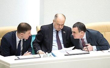 А. Турчак, И. Умаханов иН. Федоров