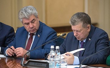 Виктор Бондарев иЕвгений Бушмин