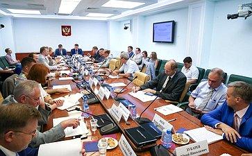 Заседание Экспертного совета СФ пофизической культуре испорту