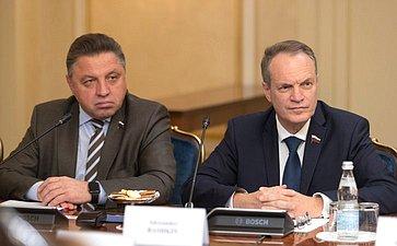 Вячеслав Тимченко иАлександр Башкин