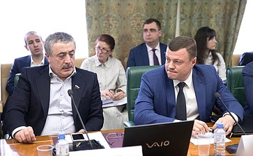 А. Фадзаев иА. Никитин
