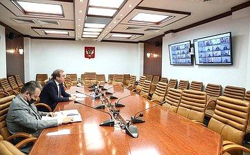 Заседание оперативного штаба Министерства сельского хозяйства РФ помониторингу ситуации вАПК инапродовольственном рынке