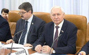 А. Широков иН. Тихомиров