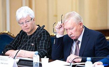 Ольга Тимофеева иОлег Морозов