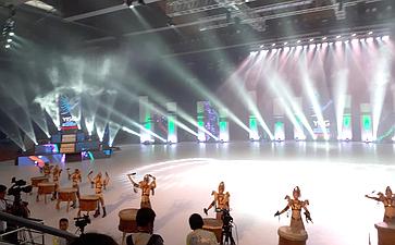 Церемония открытия Международных интеллектуальных игр– 2018 вЯкутске