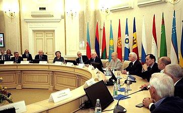 Члены Совета Федерации приняли участие внаблюдении запроведением выборов вПалату представителей Национального собрания Республики Беларусь