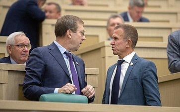 Алексей Майоров иВладимир Кравченко