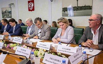 Заседание Оргкомитета Всероссийской экологической акции «Волонтеры могут все»