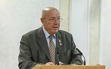 А. Чекалин Расширенное заседание Комитета СФ по бюджету и финансовым рынкам