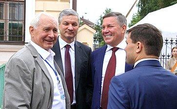 Н. Тихомиров принял участие вмероприятиях, посвященных Дню города Вологды
