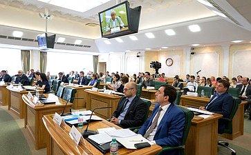 А. Клишас провел заседание «круглого стола» натему «Практика реализации новых положений Гражданского кодекса Российской Федерации»
