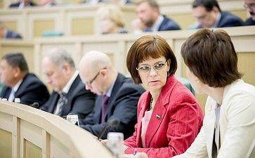 Попова 380-е заседание Совета Федерации