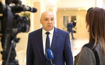 Брифинг поитогам VII Форума регионов Беларуси иРоссии