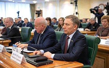 Дмитрий Мезенцев иАлександр Варфоломеев