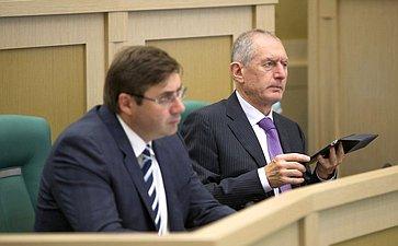 Входе заседания Межрегионального банковского совета