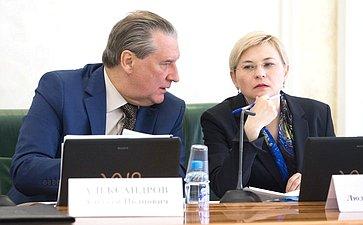 А. Александров иЛ. Бокова