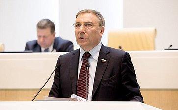 374-е заседание Совета Федерации Варфоломеев