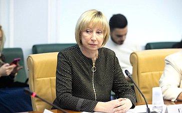 «Круглый стол» попроектам ФЗ, подготовленных вцелях совершенствования законодательства РФ всфере защиты детей отпосягательств наполовую неприкосновенность
