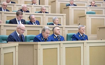 449-е заседание Совета Федерации