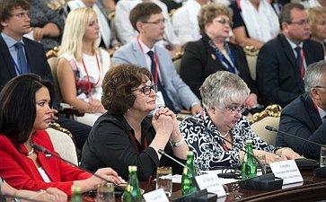 Первый Международный конгресс женщин стран ШОС иБРИКС «Роль женщин всовременном обществе: сотрудничество вполитике, экономике, науке, образовании икультуре»
