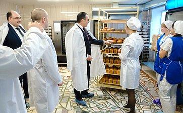 Вучебной научно-производственной лаборатории похлебопечению
