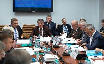 ВСФ состоялось заседание Комитета пообороне ибезопасности сучастием представителей власти Вологодской области