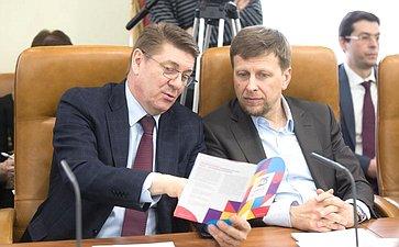 А. Шевченко иВ. Харлов