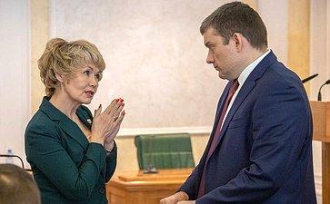 Дина Оюн иНиколай Журавлев