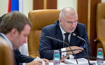 А. Клишас провел заседание Комитета поконституционному законодательству игосстроительству