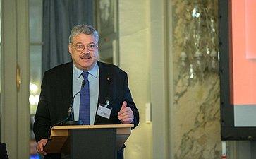 Сопредседатель швейцарско-российской межпарламентской группы дружбы Филиппо Ломбарди