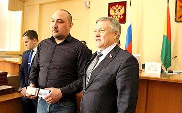 Сергей Михайлов принял участие вработе коллегии министерства физической культуры испорта Забайкальского края