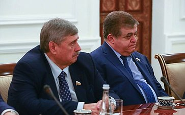 Михаил Козлов иВладимир Джабаров