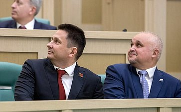 Сергей Цивилев иВячеслав Петров
