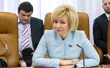 Заседание Комитета Совета Федерации поконституционному законодательству игосударственному строительству сучастием представителей Чукотки