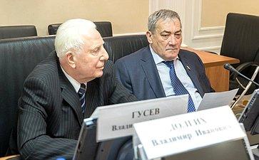 В. Гусев иВ. Штыров